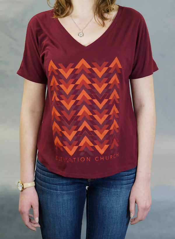 elevation church t shirt design on behance