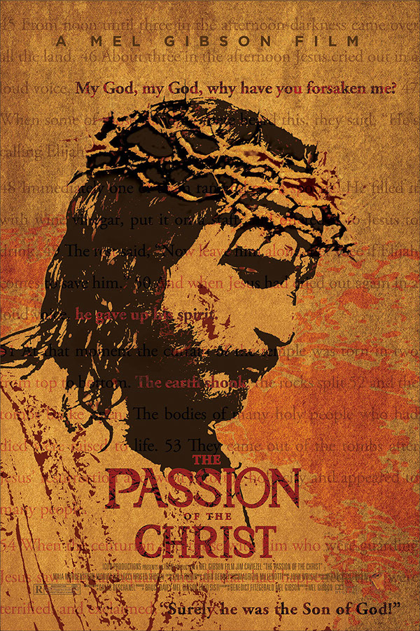 "a review of mel gibsons movie passion of the christ and an analysis of its aspects music devils appe Jim caviezel promises mel gibson's 'passion of the christ 2' will be the 'biggest film in history the passion of the christ is a ""big"" movie."