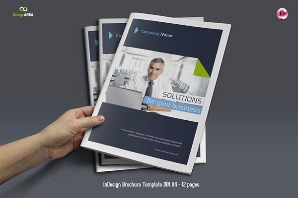 Professional Brochure Templates On Behance