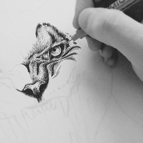 Inspiring Illustrations by Yeaaah! Studio