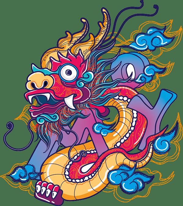 Rồng Việt Nam_VNDragon@DSdesign