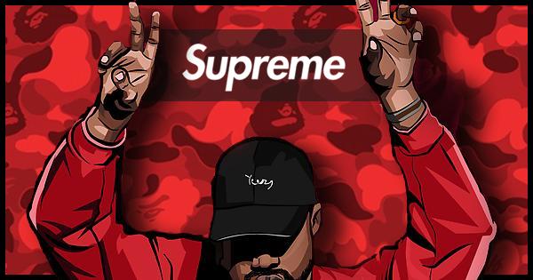 Supreme On Behance