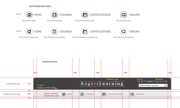 gregory gregory mueller mueller Roger's Learning Rogers Learning logo Logo Design brand identity brand identity New York nyc Content Management System