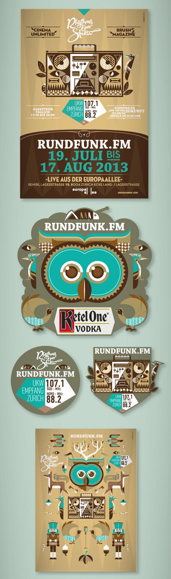 Various - Rundfunk.fm Volume 5