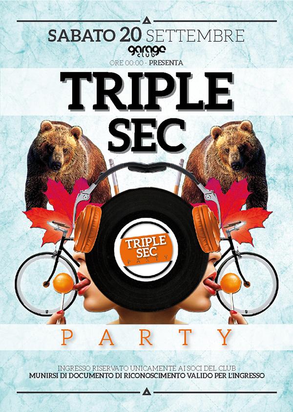 Triple Sec Party