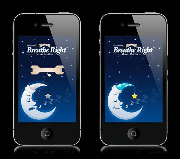 Breathe Right,GlaxoSmithKline,iphone