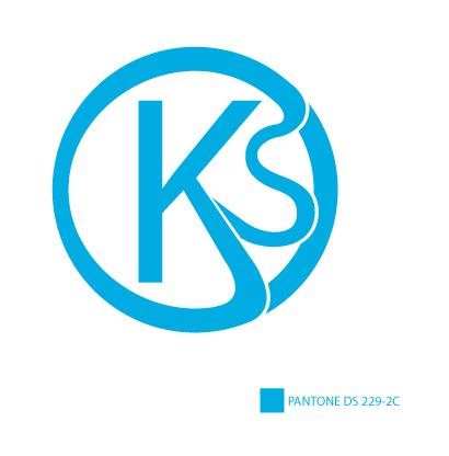 K S Logo KS Logo Design & Stationary on Behance