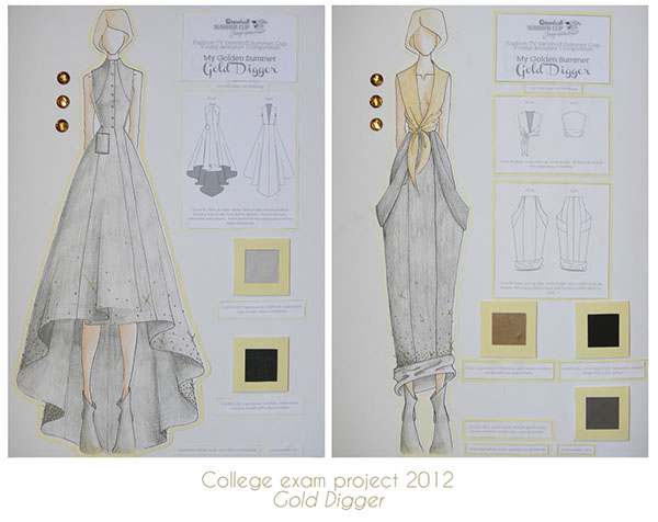 What Is A Fashion Storyboard Storyboards amp fashion sketches