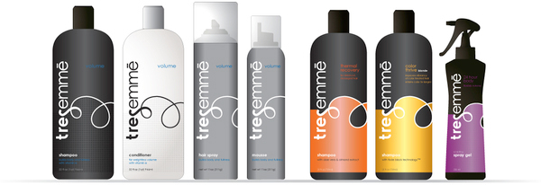 Hair care products support breast cancer