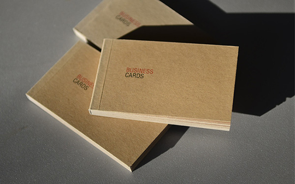 Eco business card for izolyatsia on behance colourmoves