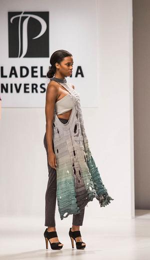 Textile Fashion Collaboration On Philau Portfolios