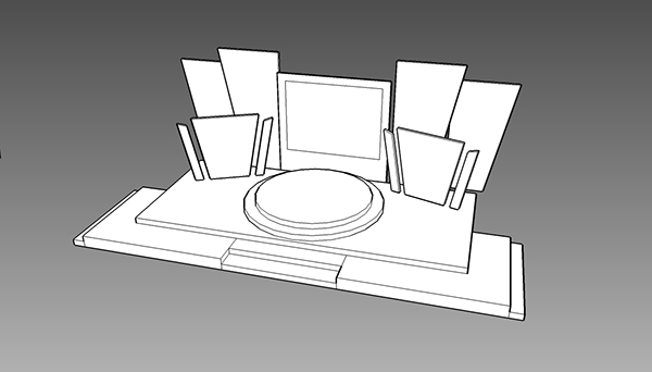 how to add lighting in google sketchup