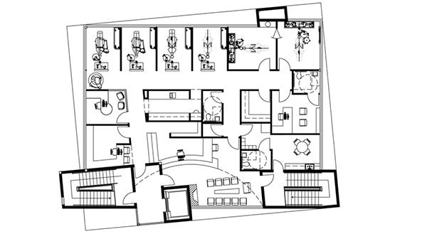 Medical Office Floor Plans: Dental/Medical Office Building On Wacom Gallery