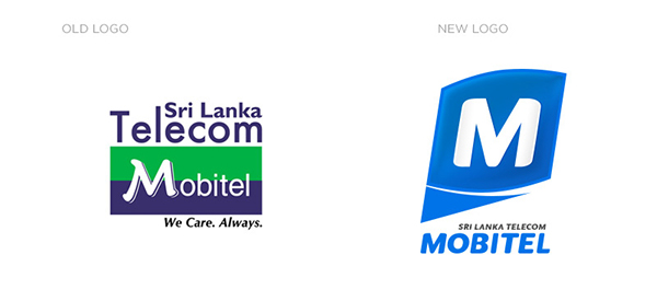 Mobitel Sri Lanka | Rebrand on Behance