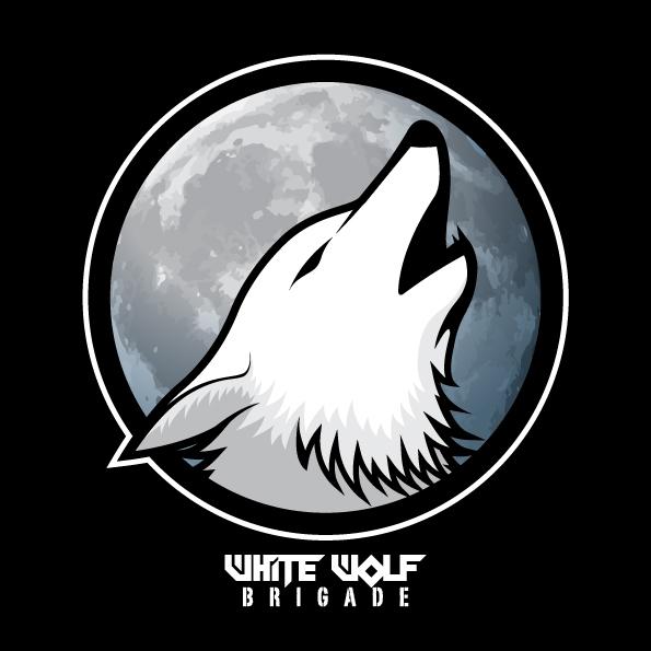 white wolf brigade on behance