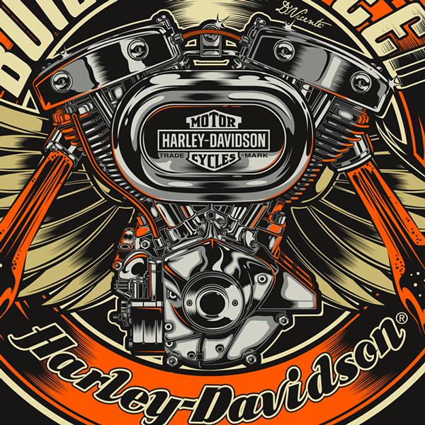 Gallery Harley Davidson Bike Mat Gallery Harley Davidson