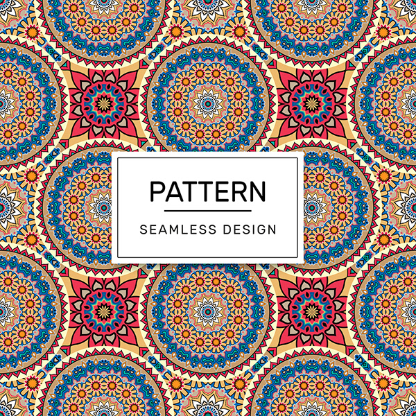Geometric Seamless Pattern Design- SSS