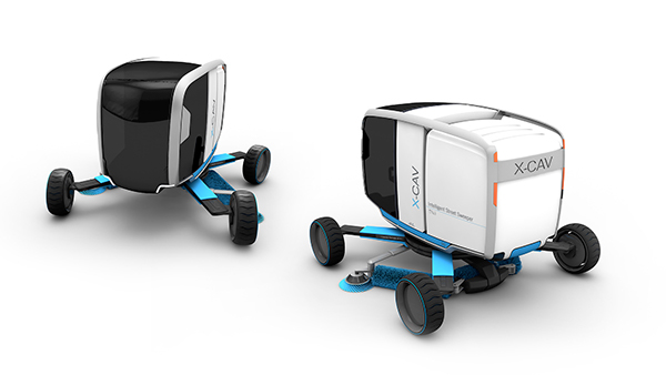 an analysis of the street cleaner robot