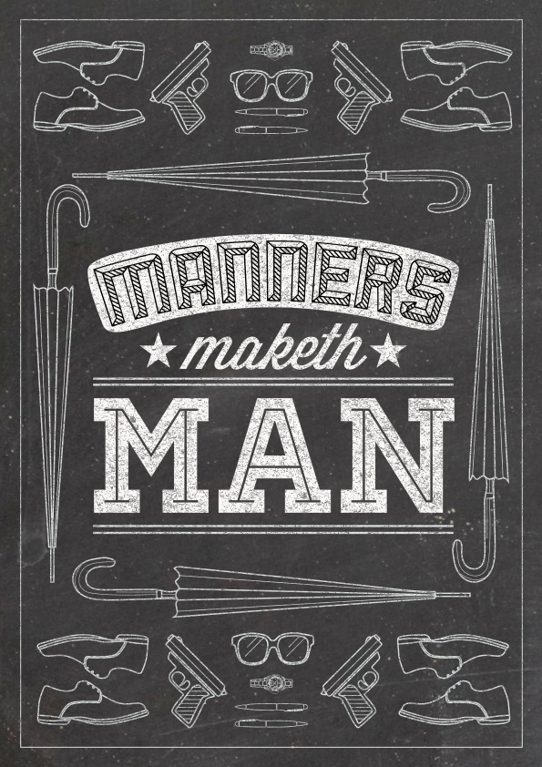 Essay on manners maketh a man