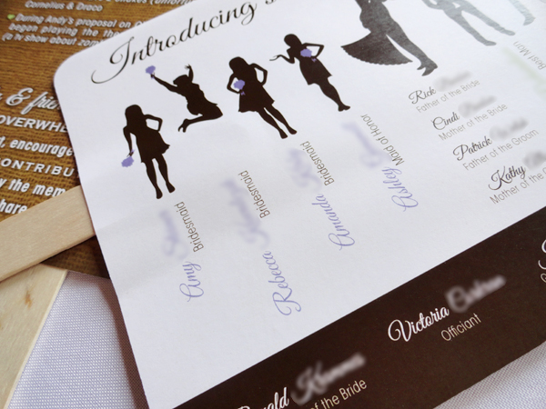 Wedding Collateral on AIGA Member Gallery