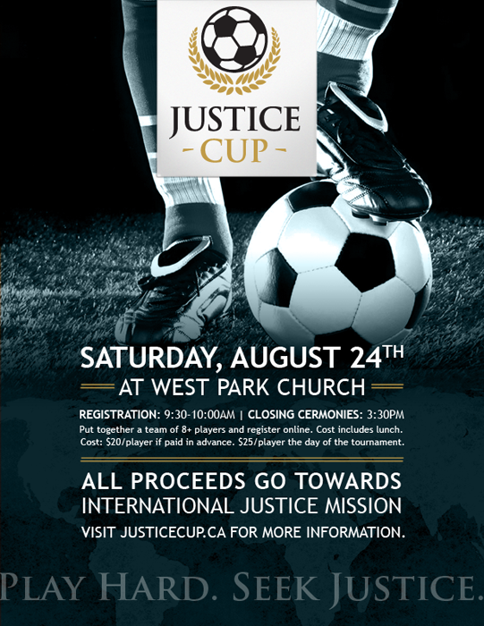 Justice Cup Branding Website On Behance