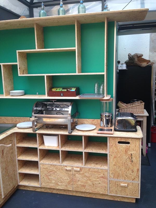 meuble brunch ddl on behance. Black Bedroom Furniture Sets. Home Design Ideas