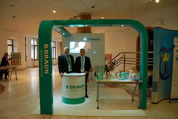 Virtual Exhibition Stand : Bbraun exhibition stand design on behance