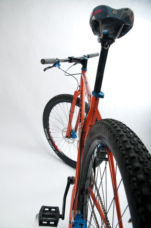 Review 2013 Vassago Jabberwocky  Mountain Bike Vermont