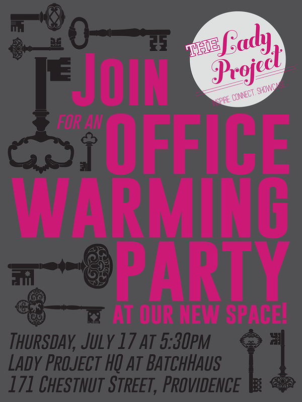 office warming party invitation on behance