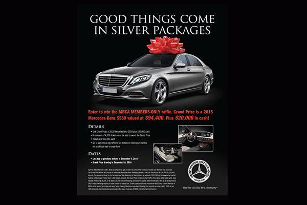 Mercedes Benz Club Of America On Behance