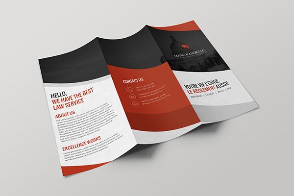 Mag Kanor LLC. Trifold Brochure