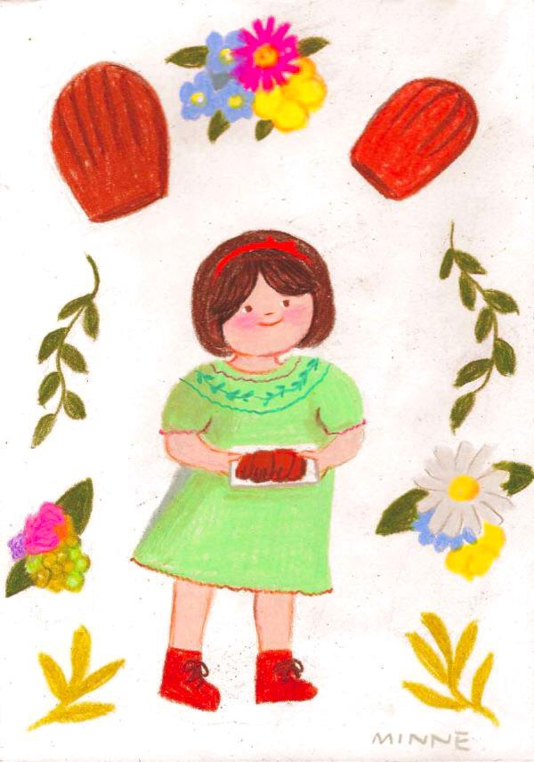 有創意感的45個韓國插畫欣賞