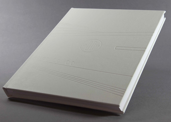 Coffee table book for luxury yacht on Behance