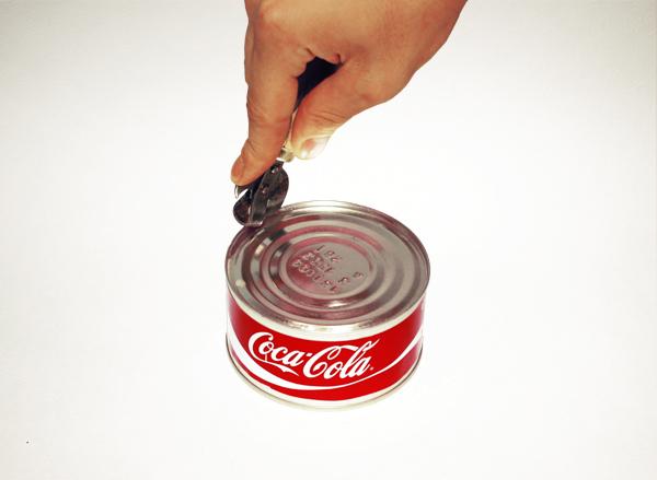 Coca Cola Conserve concept