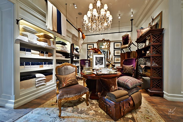 Ralph Lauren Home on Behance