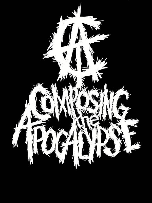 metal death metal band logo type HAND LETTERING lettering font font face logo Logo Design