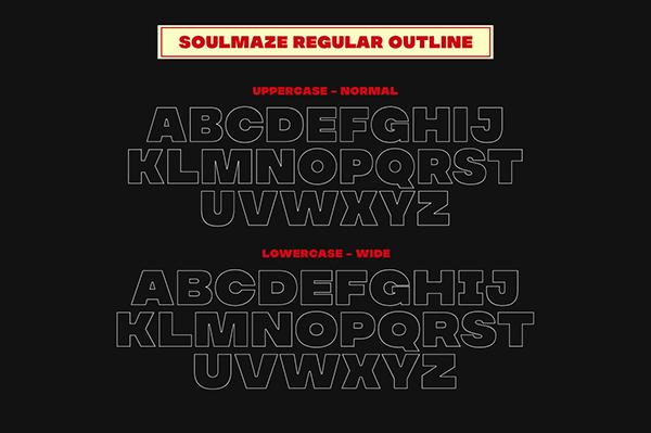 Soul Maze - Free Font