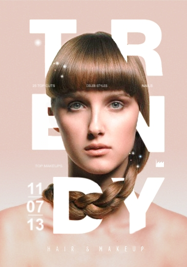 TRENDY Magazine Covers On Behance
