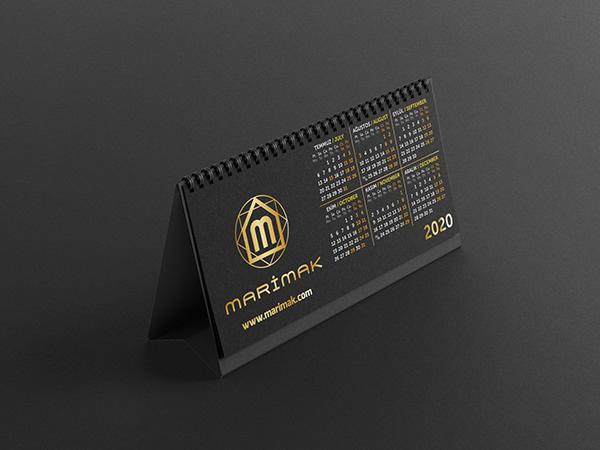 Stationery Brand Identity Design