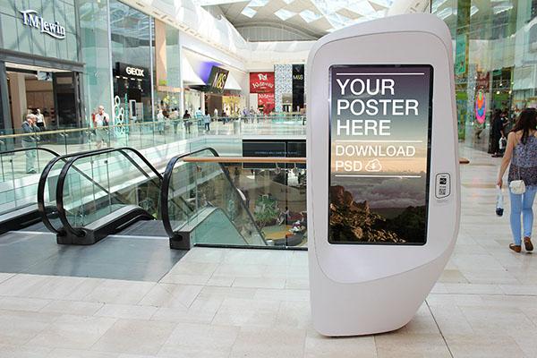 Digital Ad Poster Mockups on Behance