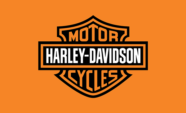 Harley Davidson Logo Re Creation amp Branding