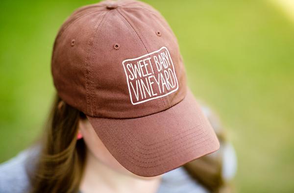wine new hampshire logo local hat