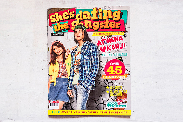 She s dating the gangster oster