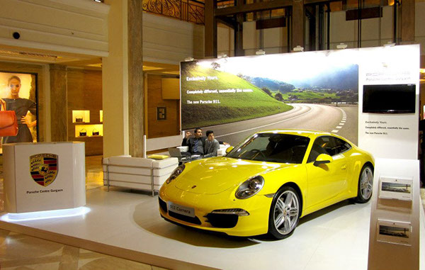 Car Displays PanIndia On Behance - Car display
