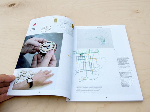 editorial design thesis