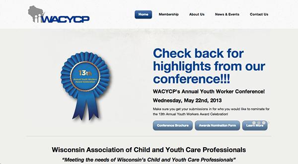 WACYCP Website