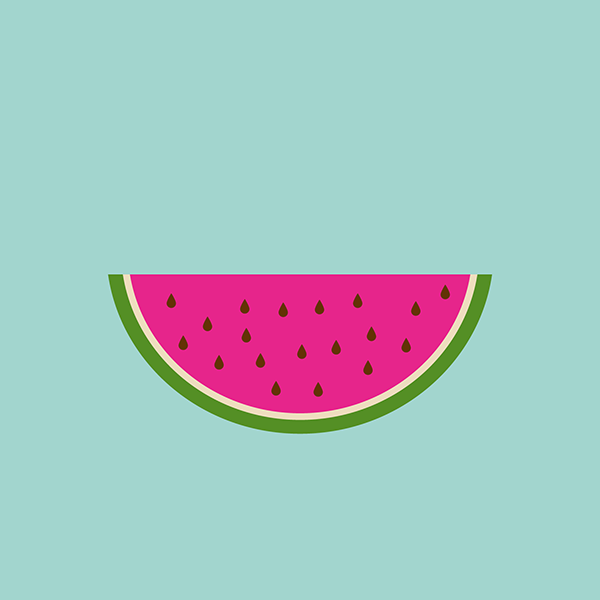 watermelon,banana,Coconut,kiwi,poster,art,Fruit,fruits