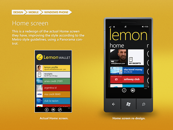 Lemon App For Wp On Pantone Canvas Gallery