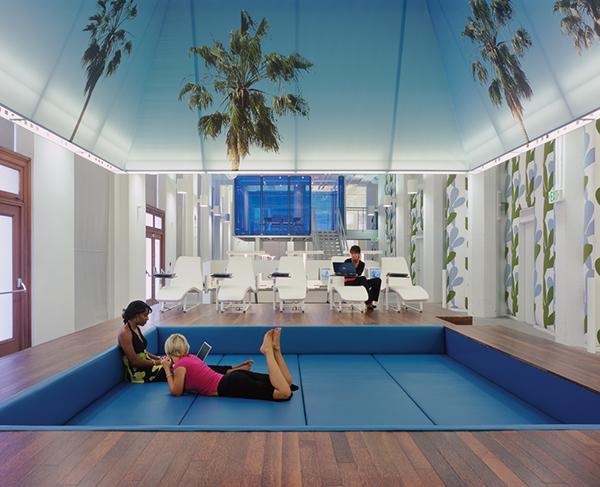 Fidm Los Angeles Annex Studio On Behance