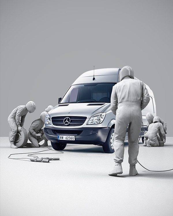 Lease Mercedes Benz: Lease & Go On Behance